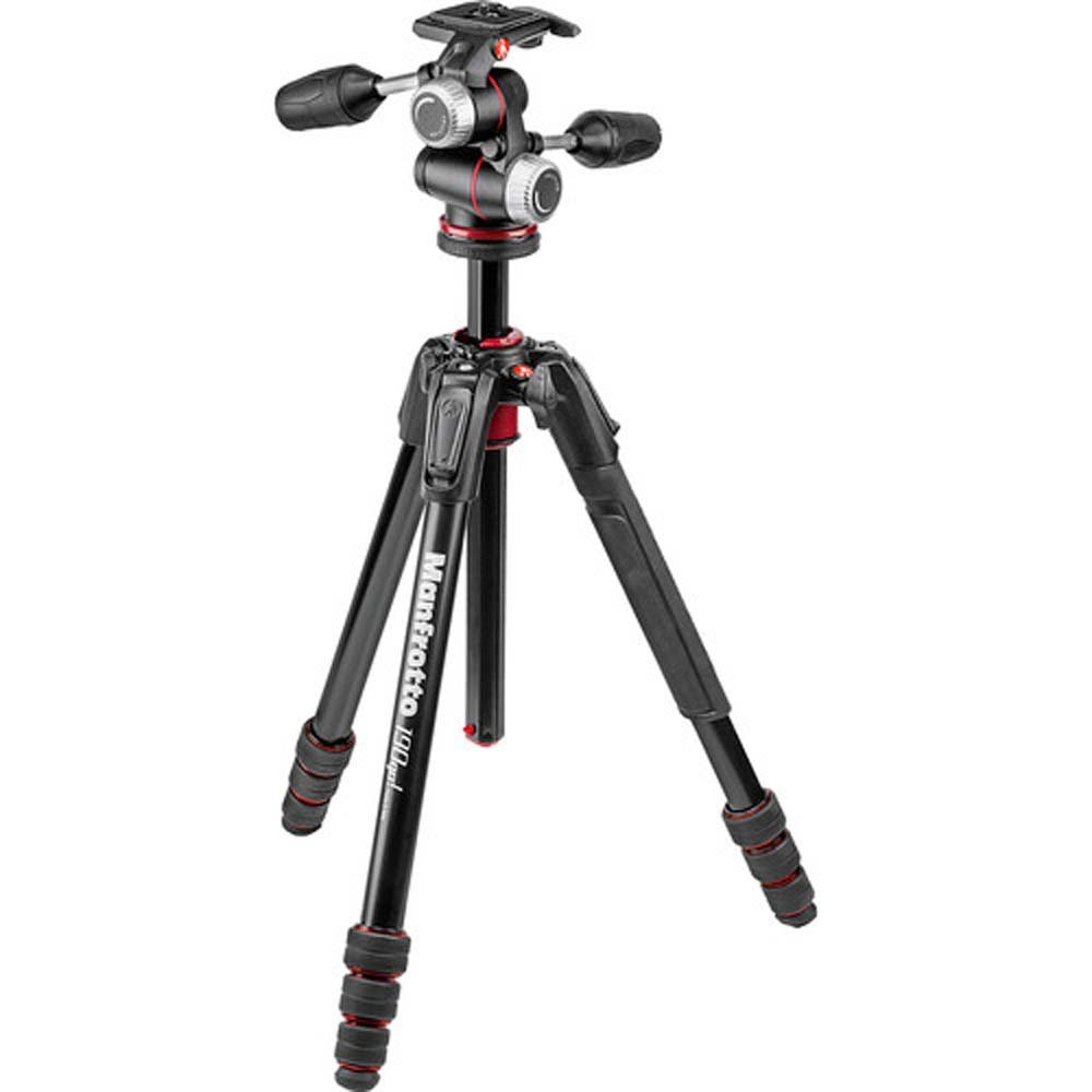 Manfrotto 190go MS Aluminum Tripod Kit 4-Section with XPRO..