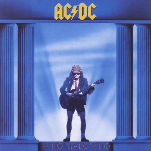 ac dc who made who cd - 7