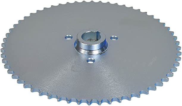 KOB Live Axle Sprocket 60 Tooth fits 40//41//420 Chain bore 1