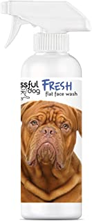 product image for The Blissful Dog Fresh Flat Face Wash - Cleans Facial Folds and Wrinkles