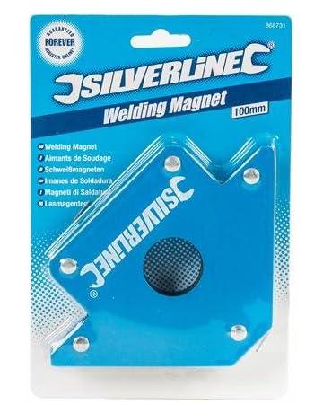 Silverline 868731 - Escuadra de ángulo