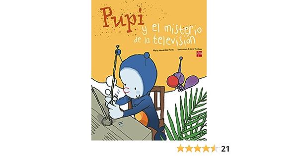 Pupi y el misterio de la televisión: Amazon.es: Menéndez ...