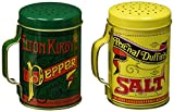Norpro Nostalgic Salt and Pepper Shakers, With Handles, 2...