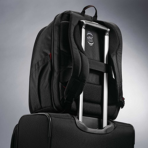 Samsonite Xenon 3.0 Large Backpack - Checkpoint Friendly Business, Black, One Size by Samsonite (Image #4)