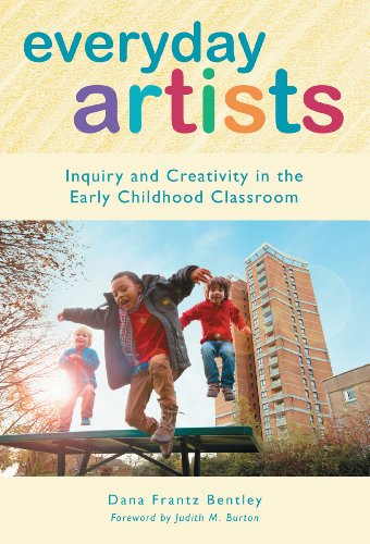 Everyday Artists: Inquiry and Creativity in the Early Childhood Classroom (Early Childhood Education Series)