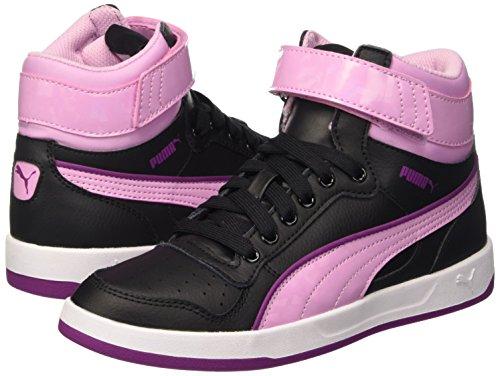 Puma Liza Mid Dazz Jr Zapatillas Deportivas Negro Size: S