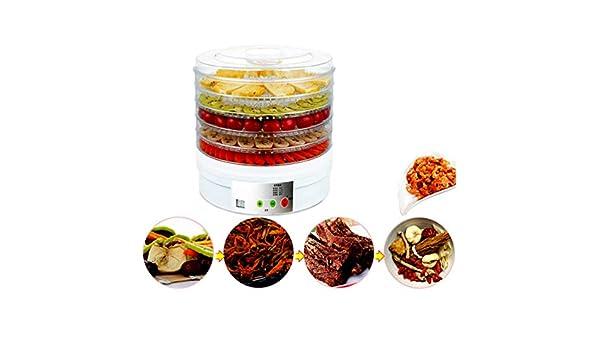 XGYUII Máquina deshidratadora de Frutas y secadoras de Carne ...