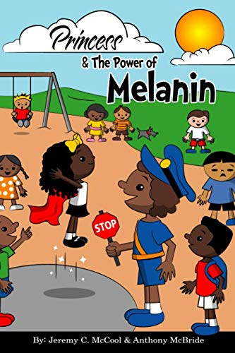 Princess and The Power of Melanin