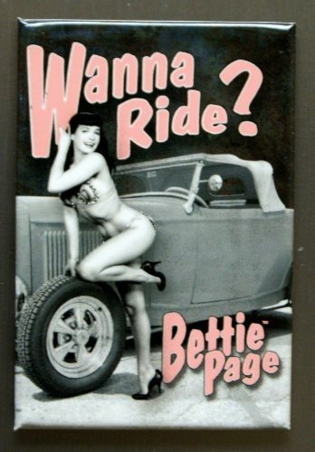magnet-bettie-page-wanna-ride