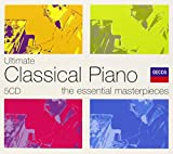 Classical Music : Ultimate Piano Classics [5 CD Box Set]