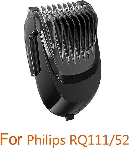 Never-hu - Cabezales para afeitadora Philips RQ111/52: Amazon.es: Hogar