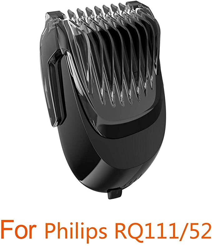 Razor Heads Trimmer Beard Styling Tool Accesorios para maquinillas de afeitar Philips RQ111 / 52, Trimmer Horn Beard Styling Tools, Accesorios para afeitadoras ...