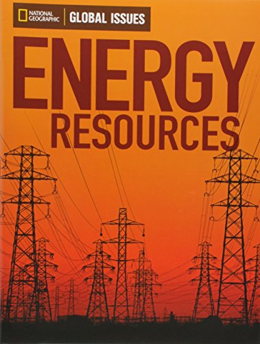 Global Issues: Energy Resources (above-level)