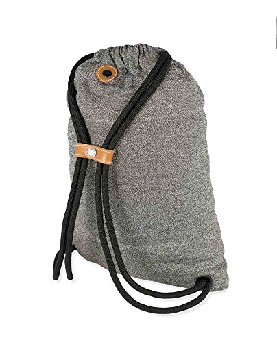 LOCTOTE Flak Sack - The Original Theft-Resistant Drawstring Backpack | Anti-theft | Theft-Proof Travel Backpack | Lockable | Slash-Resistant by LOCTOTE (Image #3)