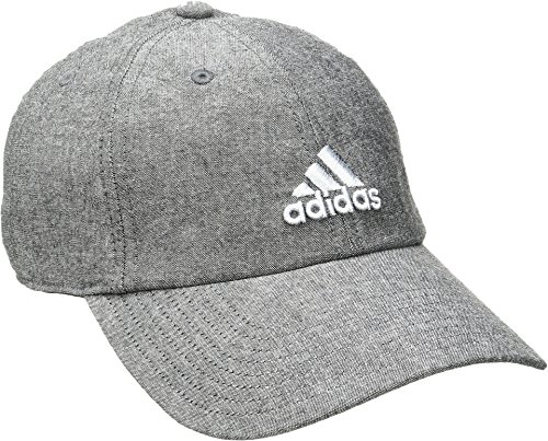 adidas Women's Saturday Relaxed Cap, Black/Grey/Clear Grey, One (Adidas Outdoor Hat)