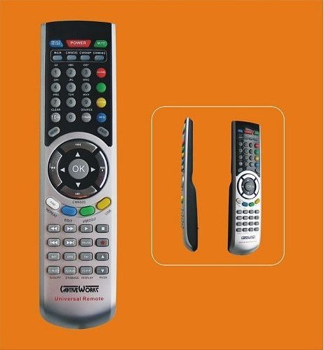 CaptiveWorks Universal Remote CW 800s