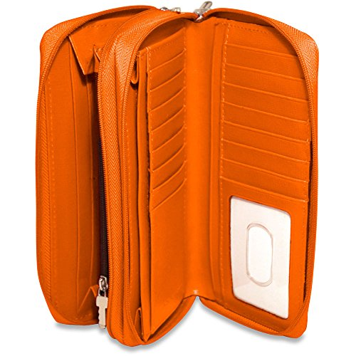 Jack Georges Chelsea 5714, Orange, One Size by Jack Georges
