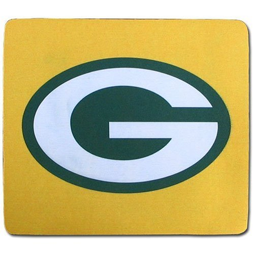 NFL Green Bay Packers Neoprene Mouse Pad ()