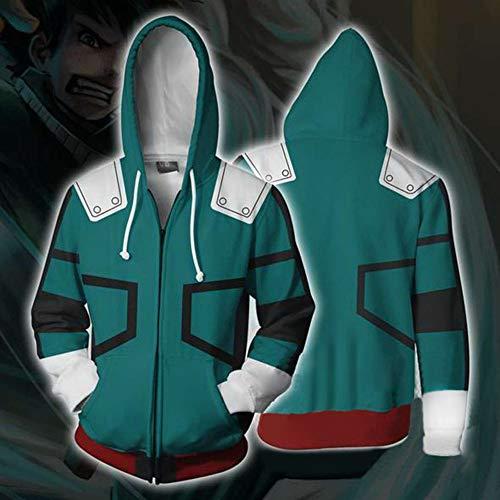 3D Hoodie Boku No Hero Academia My Hero Academia Izuku
