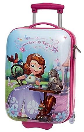 71edd71d0 Disney Princesa Sofia Set de Maletas, 33 Lt, Color Rosa: Amazon.es: Equipaje