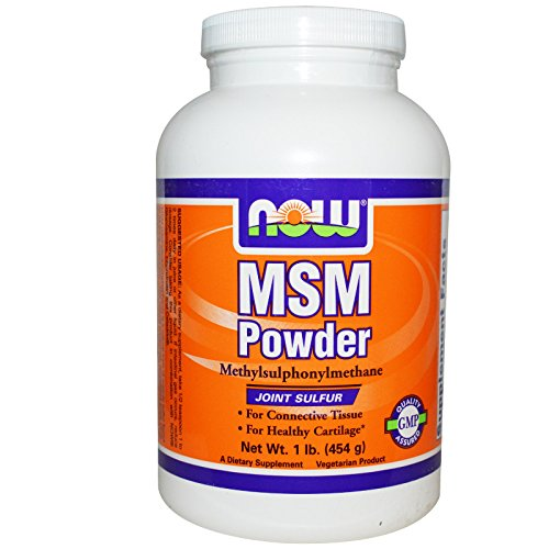 Now Foods, MSM Powder, 1 lb (454 g) by NOW Foods
