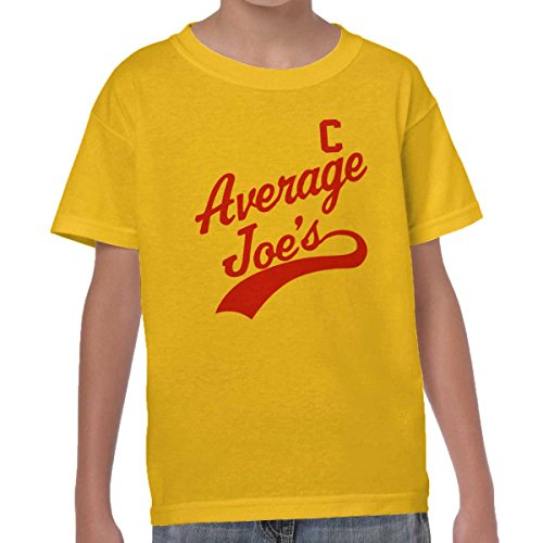 Joe Kids T-shirt - Average Joe Dodgeball Shirt Funny Sports Sporting Goods Cool Youth T-Shirt