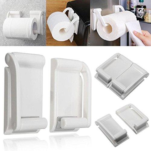 Magnetic Paper towel holder For Bathroom,Kitchen ,Tuscom