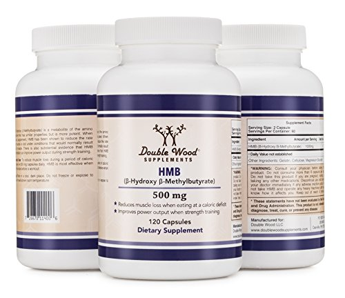 HMB Supplement 1000mg per Serv...