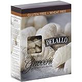 Delallo Gluten-Free Potato and Rice Gnocchi, 12 Ounce