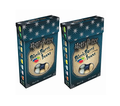 Jelly Belly Bertie Bott's Every Flavor Beans - 20 Harry Potter Flavors (Pack of 2)]()