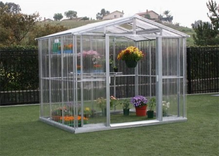 Duramax 8x6 Greenhouse Kit Amazon Co Uk Diy Tools