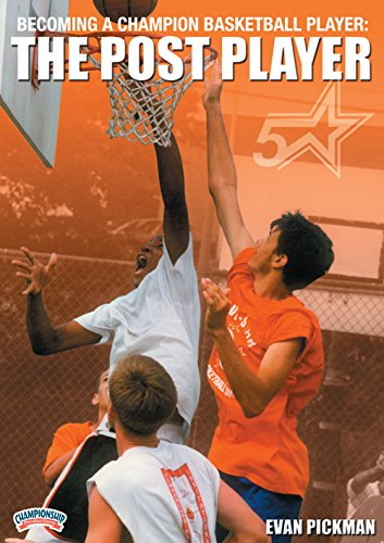 Championship Productions Becoming A Champion Basketball Player: The Post Player DVD by Championship Productions, Inc.