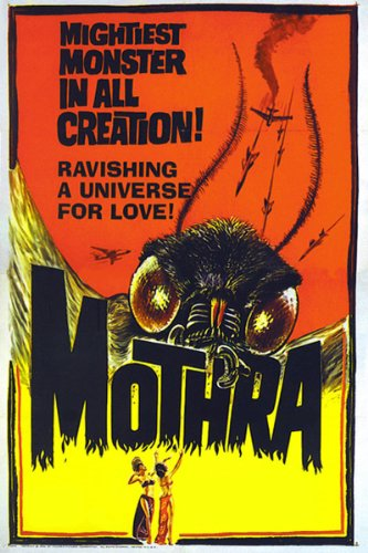 Mothra (1961) (Movie Series)
