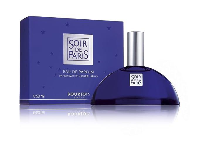 Bourjois Soir De Paris Eau De Parfum Vaporisateur Pour Femme 50 Ml