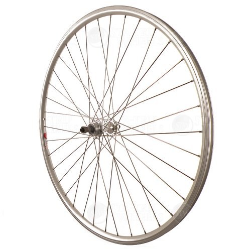 Sta-Tru Silver ST725 36H Rim Rear Wheel (Single Speed Rear)