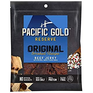 Pacific Gold Reserve Beef Jerky, 2.5 oz