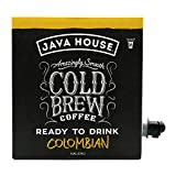Java House Cold Brew Coffee On Tap, Colombian Black