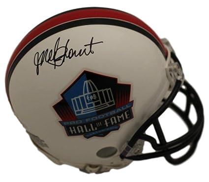 d5c81b943 Amazon.com  Mel Blount Autographed Signed Pittsburgh Steelers HOF ...