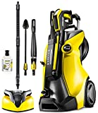 Karcher K7 Premium Full Control Home Pressure Washer - Yellow/Black