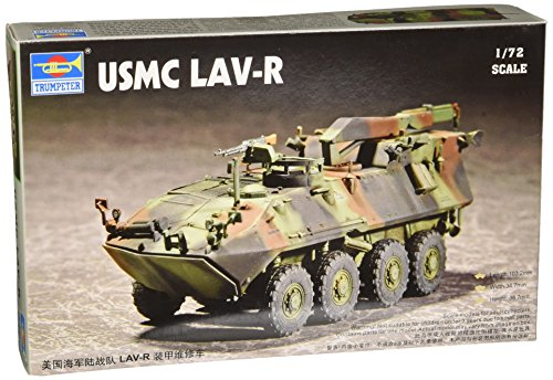 Trumpeter 1/72 USMC LAV-R Light Armored Recovery ()