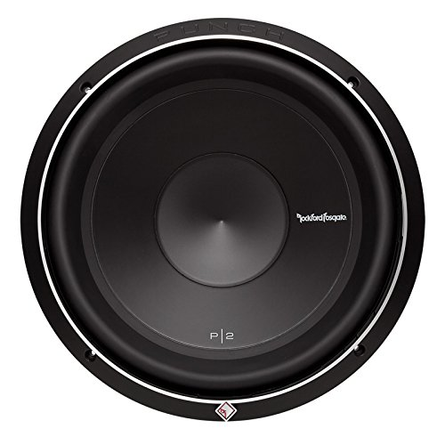 Rockford P2D2-12 car subwoofers