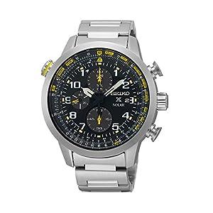 51F5yAoc%2BTL. SS300  - Seiko Men's Prospex Solar Chronograph Watch