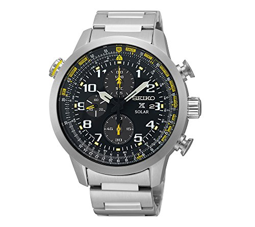 Seiko Men's Prospex Solar Chronograph Watch