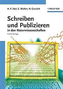 Schreiben und Publizieren in den Naturwissenschaften (German Edition)