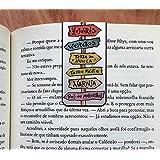 Marcador de Pagina Magnetico Placa Literaria