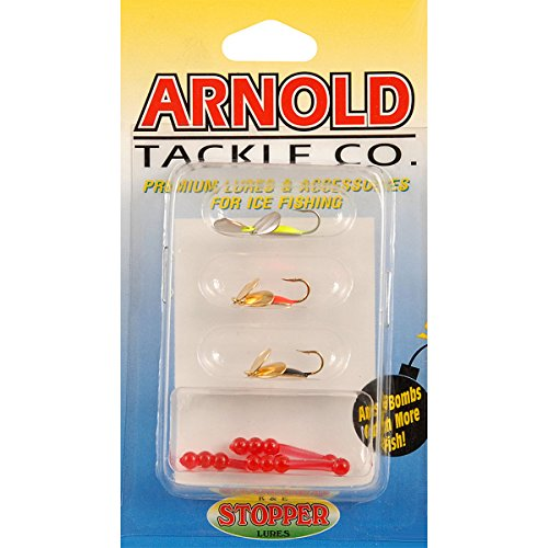 Arnold Tackle Fairy Jig 3 Pk AST Fishing Products