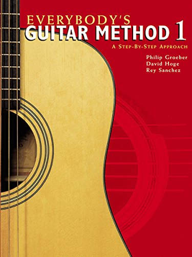 G1025 - Everybody's Guitar Method Book 1 Book Only