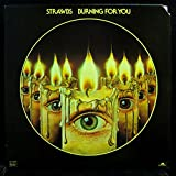 STRAWBS BURNING FOR YOU vinyl record