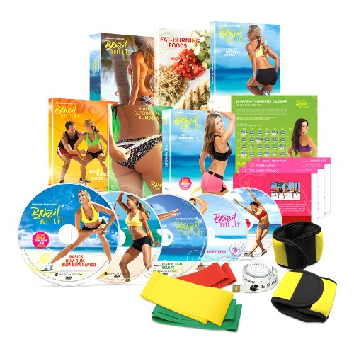 Brazil Butt Lift Workout - Deluxe Kit