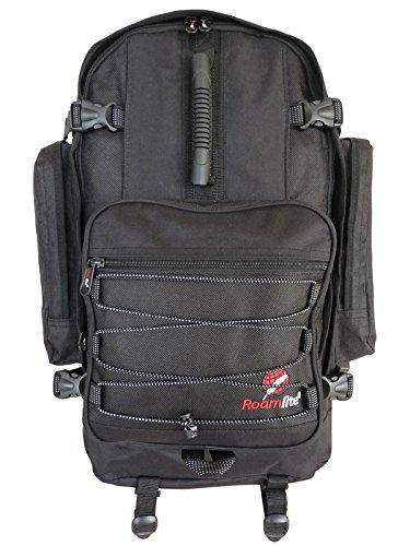Großer Frontlader Backpacker Camping Rucksack - 50 bis 55 Liter L Volumen